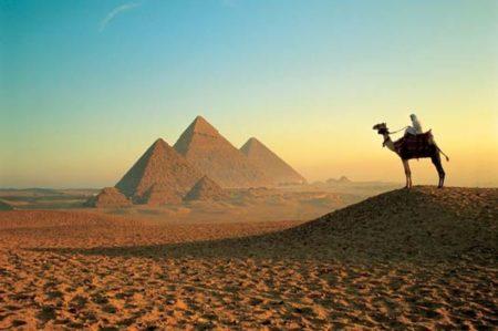Пирамиды Египта