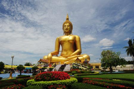 Будда в Тайланде