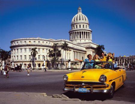 театр в Гаване