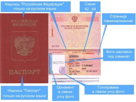 Порядок оформления загранпаспорта старого и нового образца