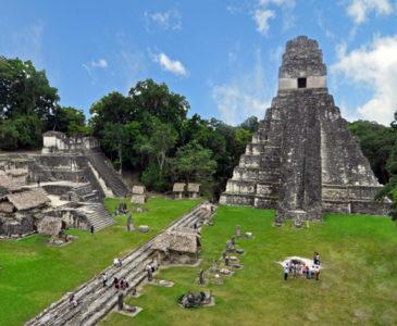 О Гватемале туристу на заметку