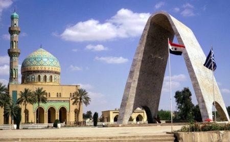 Виза в Ирак