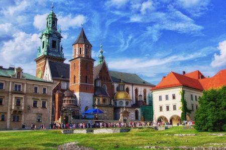 Оформляем визу и едем в Польшу!